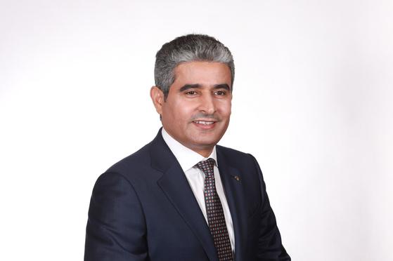 후세인 알 카타니 S-OIL CEO. 사진 S-OIL