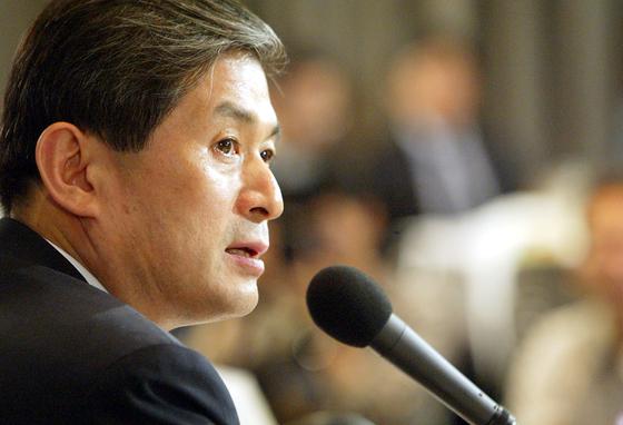 황우석 전 서울대 교수. 중앙포토