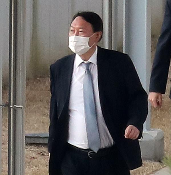 윤석열 검찰총장. 뉴스1