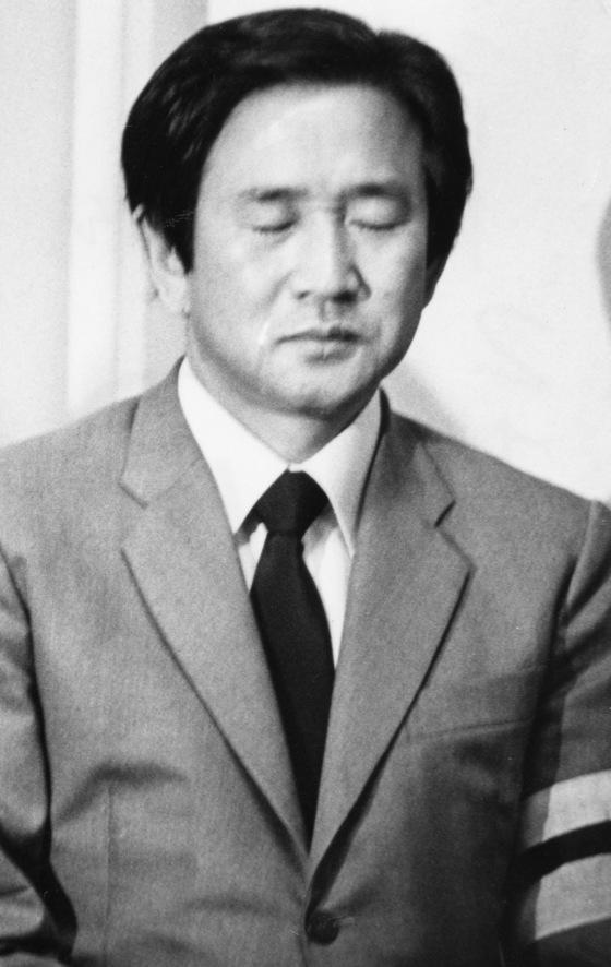 고 김세진(서울대 미생물4)군의 아버지 김재훈씨.