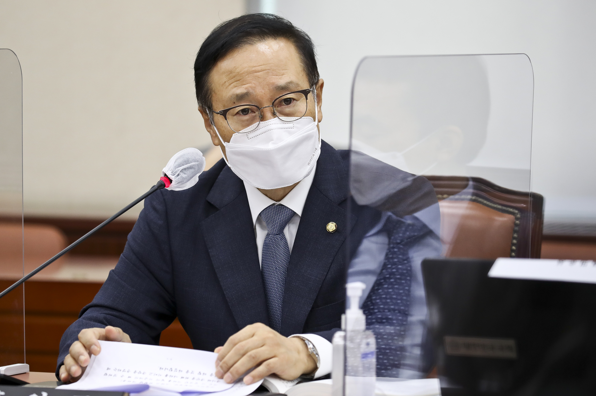 더불어민주당 홍영표 의원. 오종택 기자
