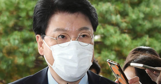 장제원 국민의힘 의원 [뉴스1]