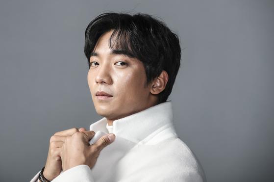드라마 '구미호뎐'에서 구신주 역으로 호평받은 배우 황희. 권혁재 사진전문기자