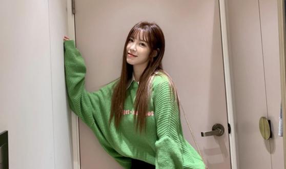 가수 전효성이 자신의 다이어트 성공 과정과 비결을 유튜브에 공개했다. 사진 전효성 인스타그램