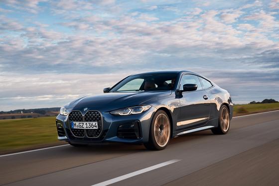 BMW 4시리즈. 사진 BMW