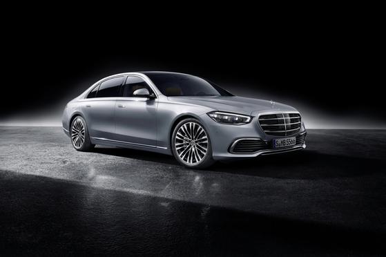 2021년형 메르세데스-벤츠 S클래스. 사진 Mercedes-Benz
