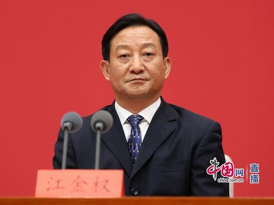 장진취안 중국 공산당 중앙정책연구실 주임. [중국망 캡처]