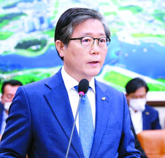 변창흠 국토교통부 장관 후보자. 뉴스1