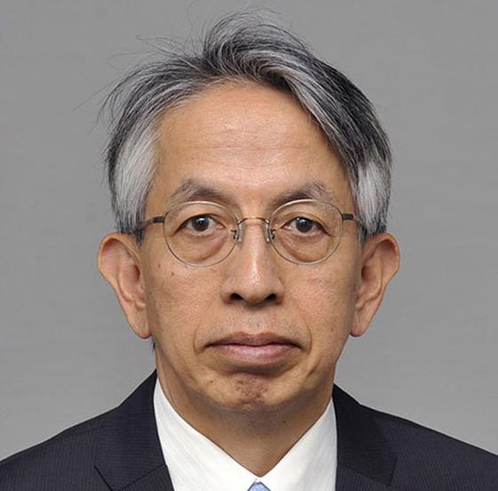 차기 주한 일본 대사로 내정된 아이보시 고이치(相星孝一·61) 주 이스라엘 대사. [연합뉴스]