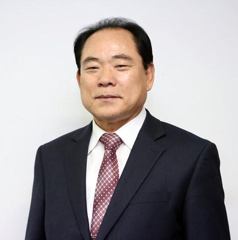 SBO 초대 총재로 추대된 정천식 블루인더스 대표이사. 사진 SBO 제공