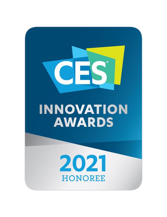 CES 2021 '혁신상' 로고