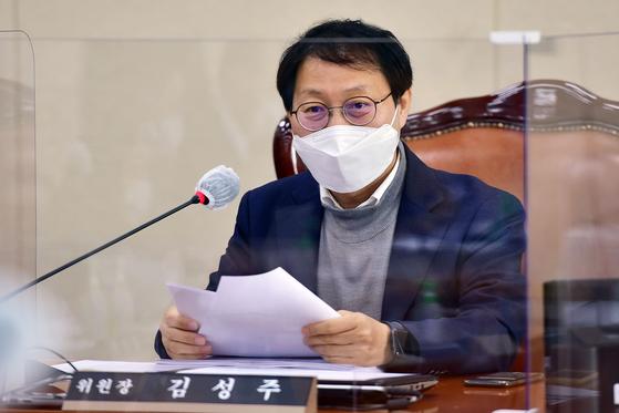 더불어민주당 김성주 의원. 오종택 기자