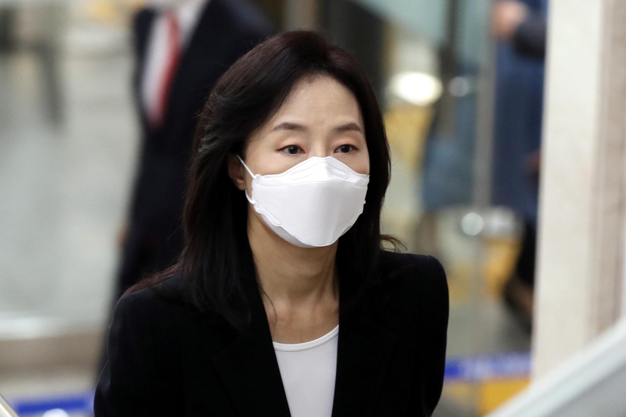 조윤선 전 청와대 정무수석. 뉴스1