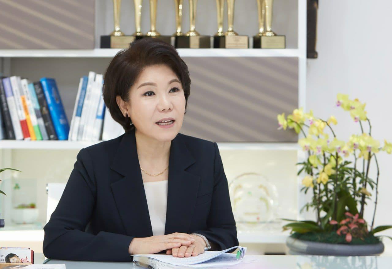 조은희 서초구청장. 사진 서초구청