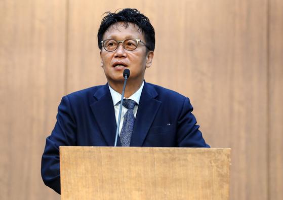 보험연수원장에 내정된 민병두 전 국회의원. 뉴스1