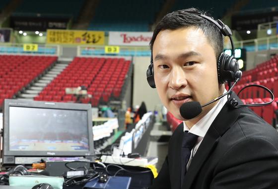 농구 해설가이자 전 프로선수 김승현(42)씨. 일간스포츠