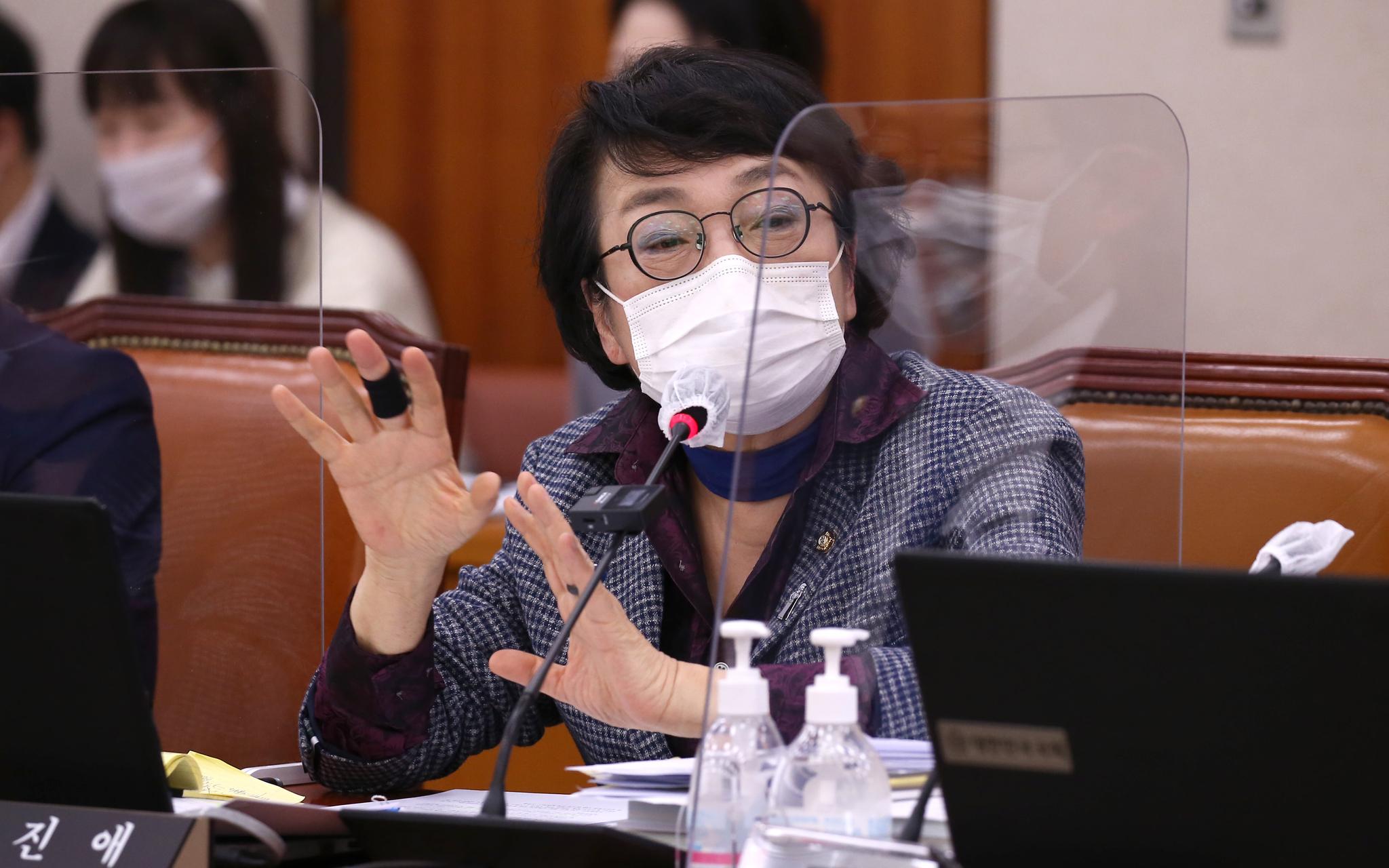 김진애 열린민주당 의원. 오종택 기자