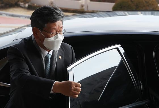 이용구 법무부 차관. 연합뉴스