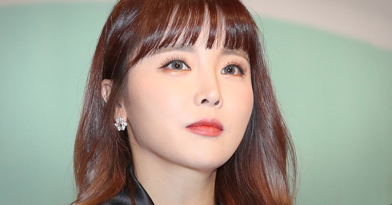가수 홍진영. 연합뉴스