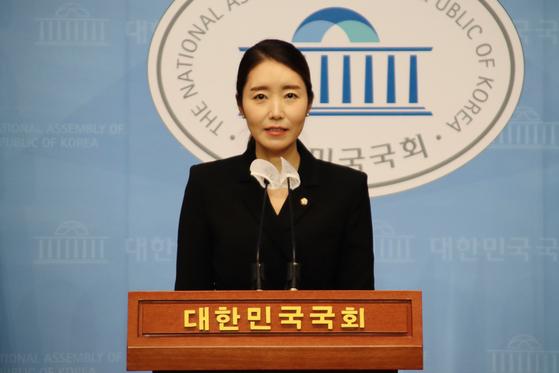 강선우 더불어민주당 대변인. [강선우 의원실 제공]