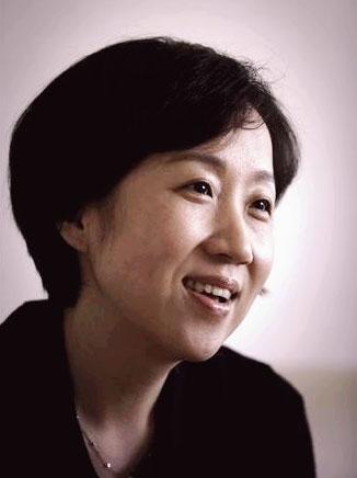 강은경 작가. 사진 대한사회복지협의회 제공