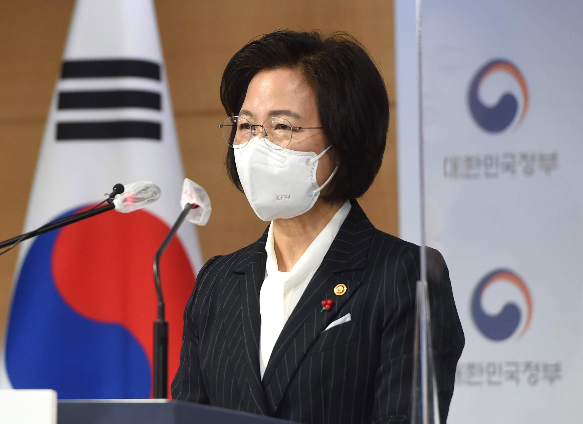 추미애 법무부 장관.  사진 공동취재단