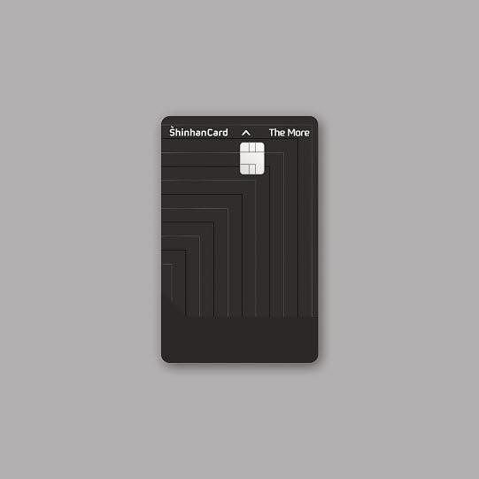'신한카드 The More'는 포인트를 신한은행 달러예금이나 신한금융투자의 해외투자가능계좌에 재투자할 수 있다. 신한카드·신한은행·신한금융투자가 협업해 만든 상품이다. [사진 신한카드]