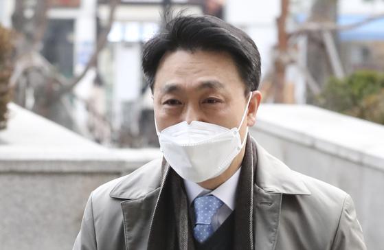 김진욱 헌법재판소 선임연구관. 뉴시스