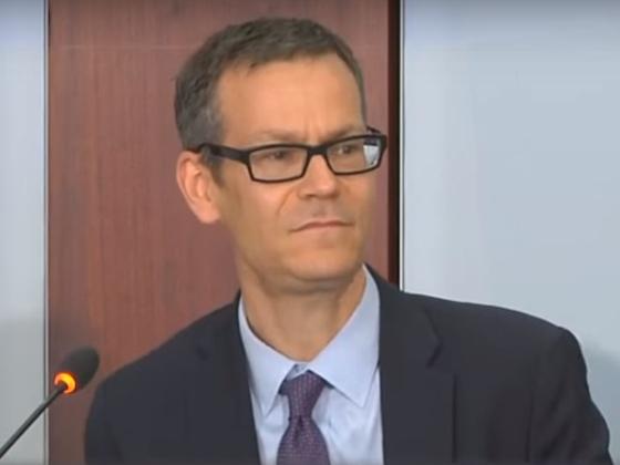 Colin Carl, U.S. Deputy Deputy Deputy Secretary of Defense for Policy. [위키미디어]