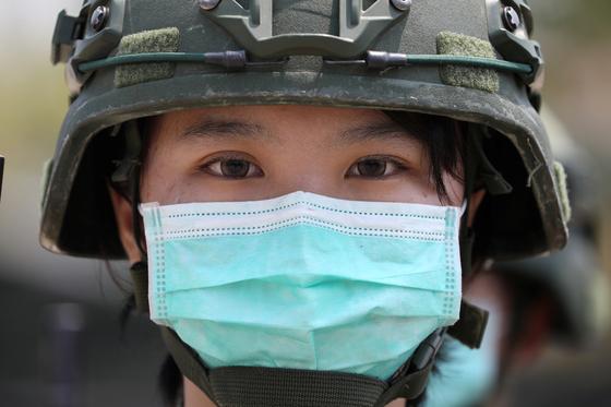 친미 경로를봤을 때 압박을 당했다 … 중국 침공 시나리오