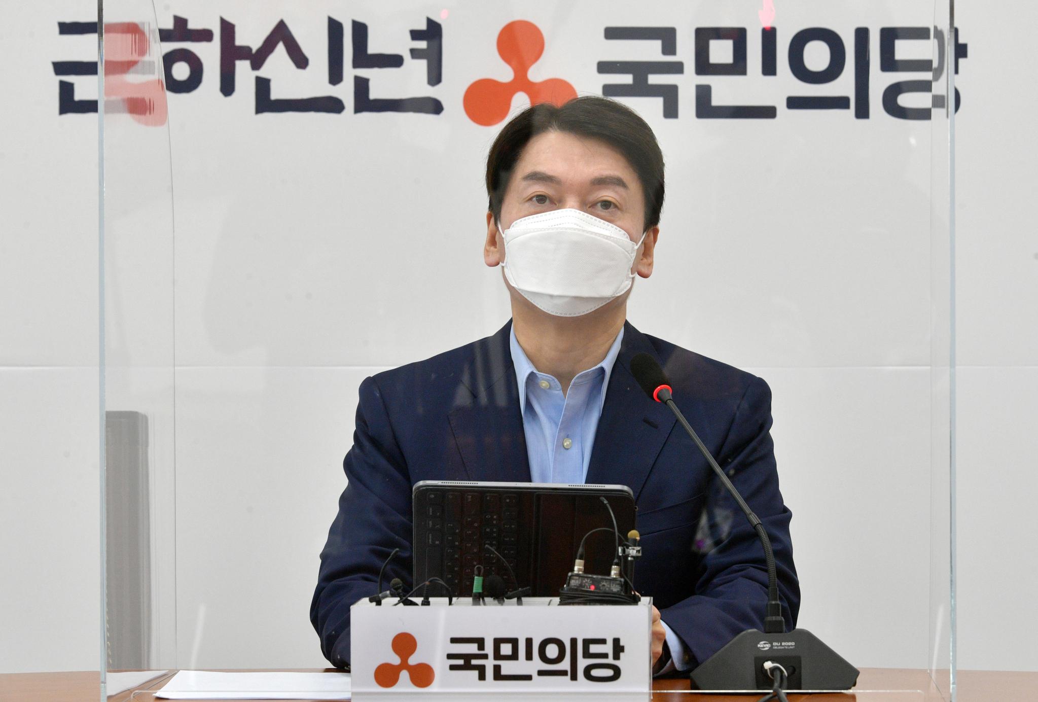 서울 시장 선호도… 안 24.1 %, 박영선 15.3 %, 오세훈 9.5 %