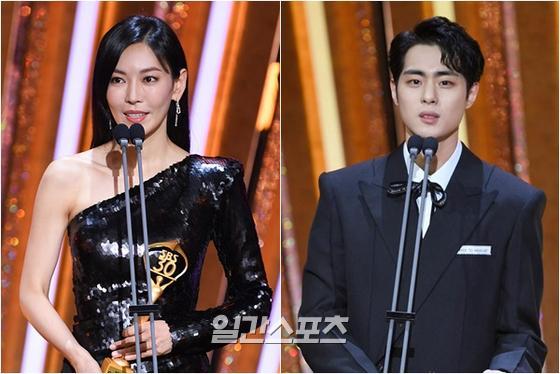 김소연(왼쪽) 조병규