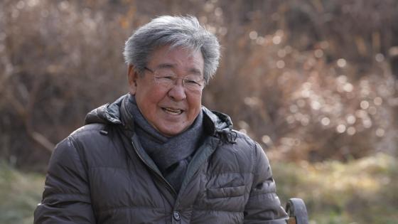 KBS 1TV '한국인의 밥상' 중 최불암. [사진 KBS]