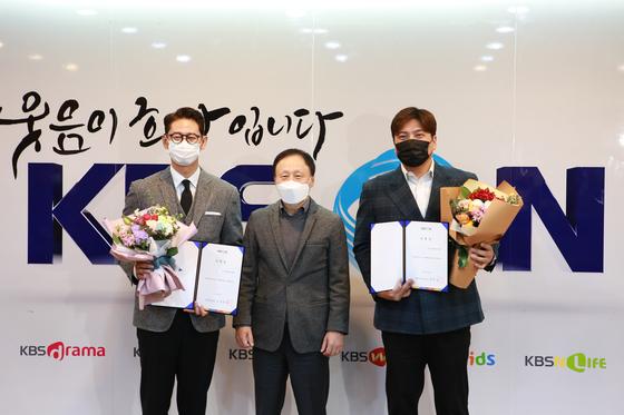 KBO 레전드 박용택·김태균, 해설위원으로 2021년을 맞이한다.