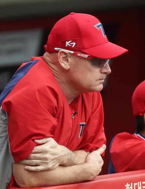 MLB 올스타 출신인 윌리엄스 감독은 KIA 첫 시즌에 '절반의 성공'을 거뒀다. 올해는 본격적으로 가을야구에 도전한다. [연합뉴스]