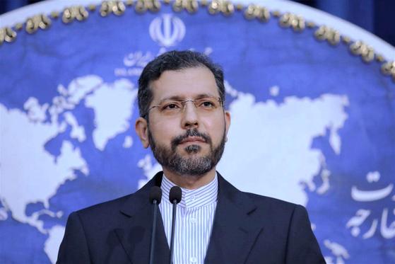 """이란 출신 … 한국 대표단은 체포 문제에 """"냉동 기금 논의"""""""