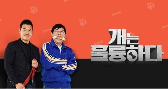 KBS 2TV 예능 프로그램 '개는 훌륭하다'. [KBS 제공]