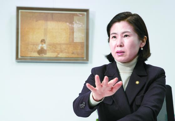 """입양 어머니 김미애 분노 """" '입양에 대한 정인 탓하지 말라'"""""""