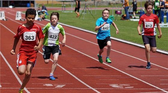 미국의 경우 스포츠 중에서도 기초 스포츠를 학생들에게 지도하는 것을 볼 수 있다. 기초 스포츠에는 육상, 체조, 수영, 웨이트 트레이닝 등이 있다. [사진 pixabay]