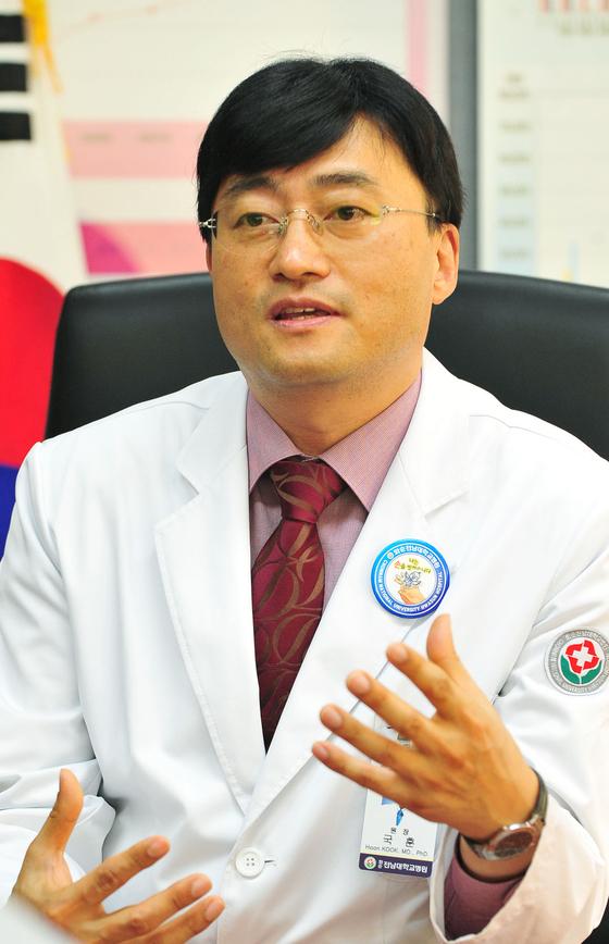 화순전남대병원 소아청소년과 국훈 교수