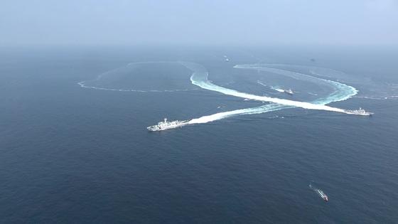 서해5도 특별경비단이 훈련(위 사진은 기사 내용과 관련이 없습니다). 뉴스1