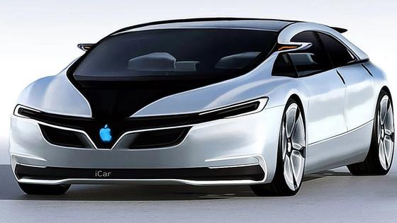 최근 애플이 현대차에 전기차 협업을 제안한 것으로 알려졌다. 사진은 애플 관련 정보가 올라오는 '맥루머스'에서 예상한 애플 자동차 모습. 사진 맥루머스
