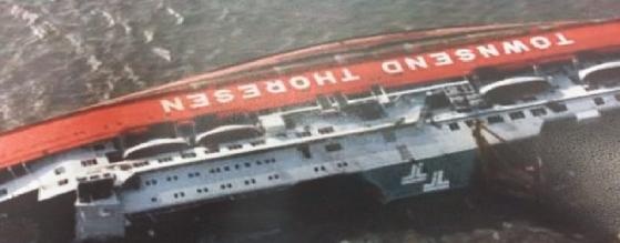 1987년 3월 6일 영국 Herald of free Enterprise 페리호가 침몰했다. 이 사고로 190여 명이 숨졌다. 영국 도브카운티카운슬