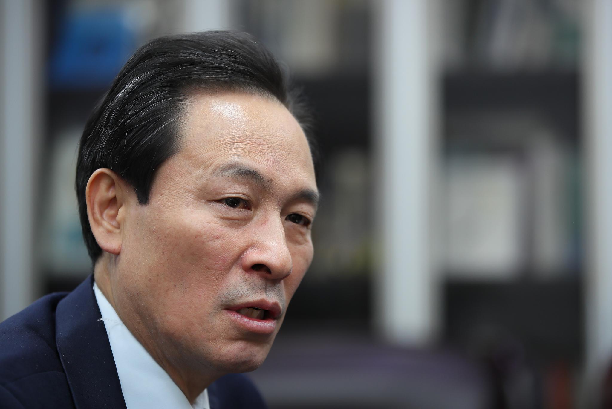 우상호 더불어민주당 의원. 연합뉴스