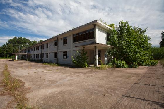 5·18 사적지로 지정된 옛 국군광주병원. [사진 광주비엔날레]