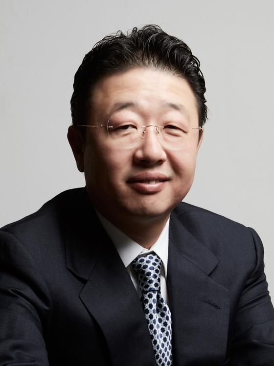 신임 회장으로 선출된 이종훈 대한야구소프트볼협회 부회장.