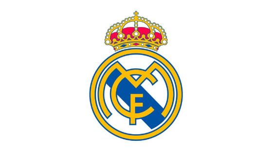 레알 마드리드의 엠블럼. 1931년 스페인에서 발발한 공화혁명으로 군주제가 폐지되면서, 클럽 이름과 엠블런에서 레알이라는 명칭과 왕관이 한때 사라진 적이 있었다. 하지만 1941년 이들은 복원되었다.