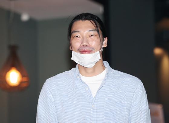 배우 배진웅. 뉴스1