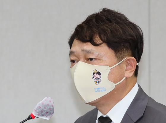최재성 청와대 정무수석. 중앙포토