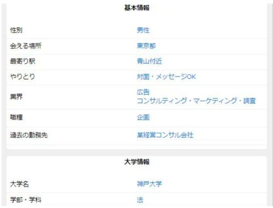 마루타는 취업정보 앱 사이트에 자신이 명문대학인 고베대학을 졸업했다고 허위로 기재했다. [트위터]